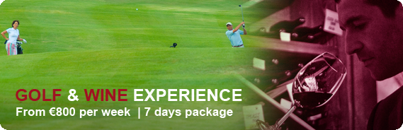 Golf & Wine Experience in Sardinia
